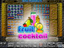 Играй в автомат Fruit Cocktail